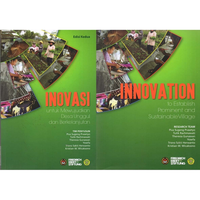 Innovation to Establish Prominent and Sustainable Village