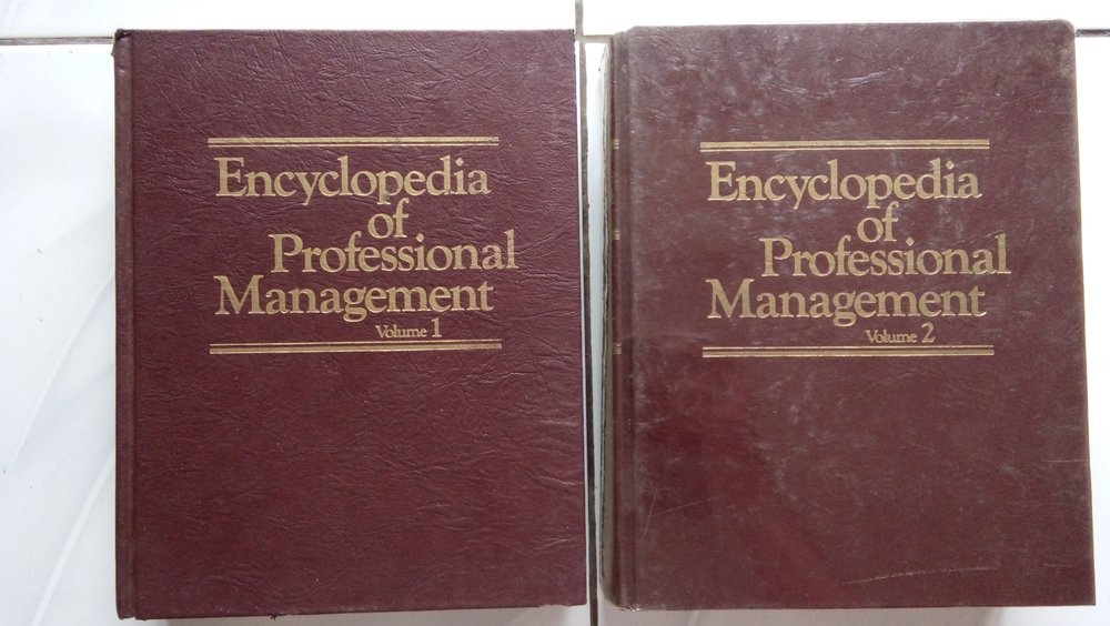Encyclopedia Of Professional Management
