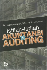 Image of Istilah-Istilah Akuntansi & Auditing