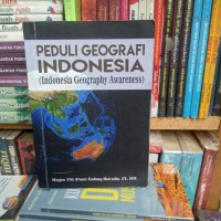 Image of Peduli Geografi Indonesia (Indonesia Geography Awareness)