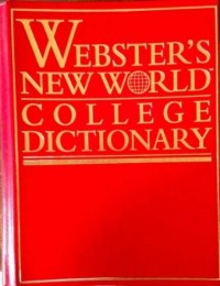 Image of Webster's New World College Dictionary