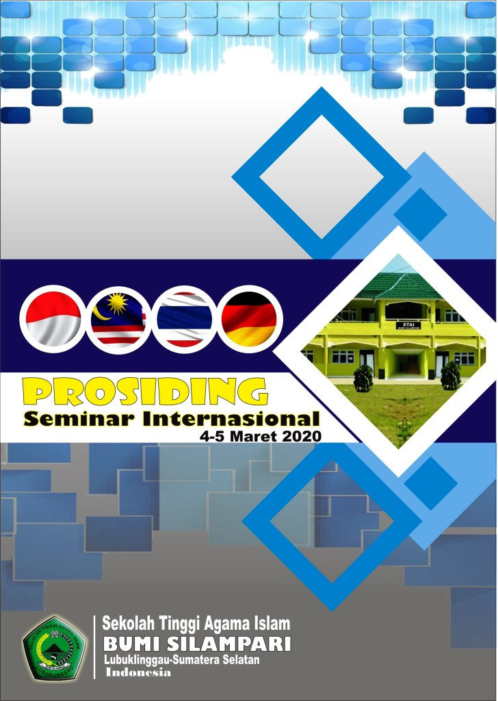 PROCEEDINGS St The 1  International Seminar On Islamic Diplomacy  STAI Bumi Silampari Lubuklinggau